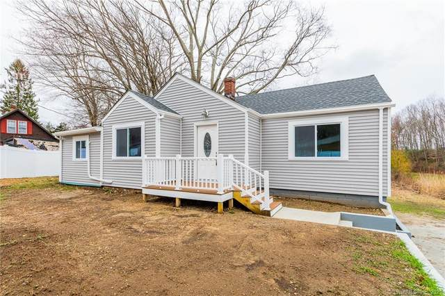 615 Route 163, Montville, CT 06370 (MLS #170385137) :: Forever Homes Real Estate, LLC
