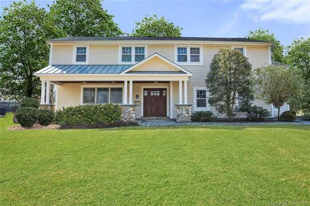 119 Field Crest Road, New Canaan, CT 06840 (MLS #170385249) :: The Higgins Group - The CT Home Finder
