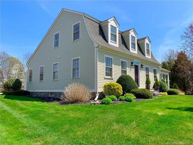 2 Osprey Commons, Clinton, CT 06413 (MLS #170385288) :: Sunset Creek Realty