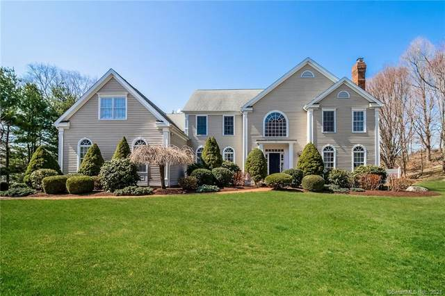 15 Grace View Drive, Easton, CT 06612 (MLS #170385365) :: Around Town Real Estate Team