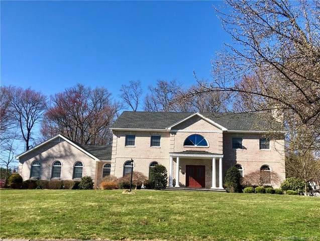 78 Crossbow Lane, Monroe, CT 06468 (MLS #170385417) :: Spectrum Real Estate Consultants
