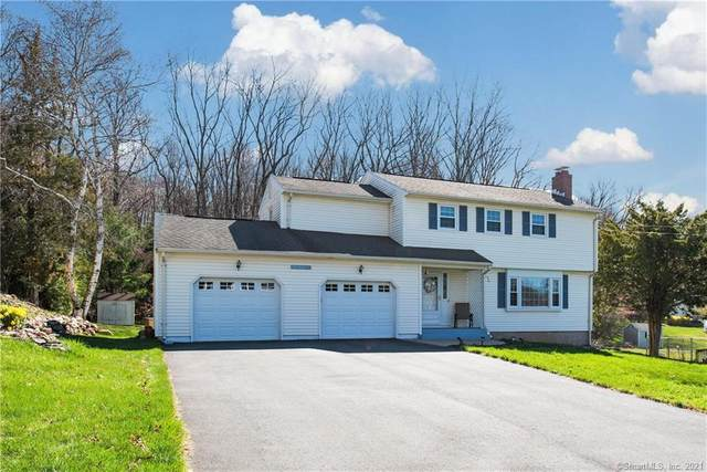 134 Evergreen Road, Vernon, CT 06066 (MLS #170385676) :: The Higgins Group - The CT Home Finder