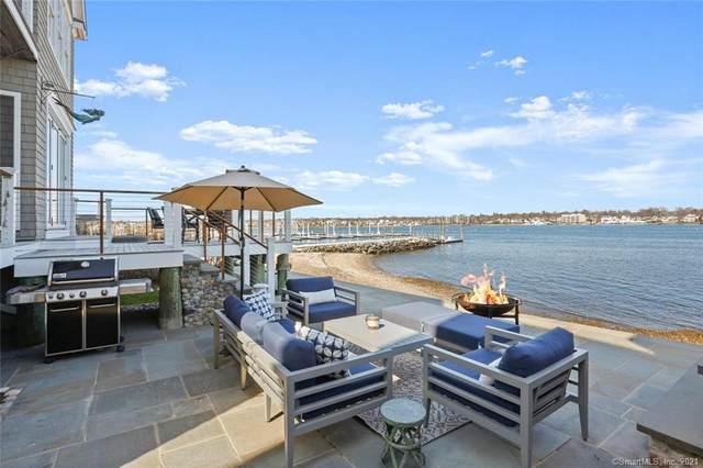 28 Shorefront Park, Norwalk, CT 06854 (MLS #170385873) :: Spectrum Real Estate Consultants