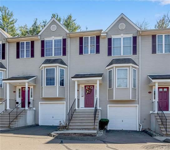 157 Leeder Hill Drive #503, Hamden, CT 06518 (MLS #170385896) :: Spectrum Real Estate Consultants