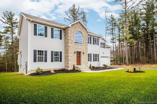 2 Stratton Farms Road, Suffield, CT 06093 (MLS #170386039) :: Forever Homes Real Estate, LLC