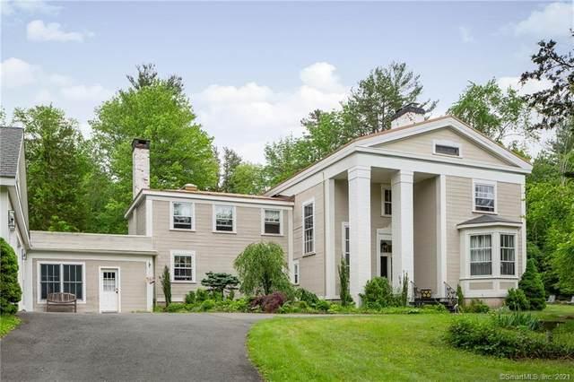 18 Cider Brook Road, Avon, CT 06001 (MLS #170386145) :: Around Town Real Estate Team