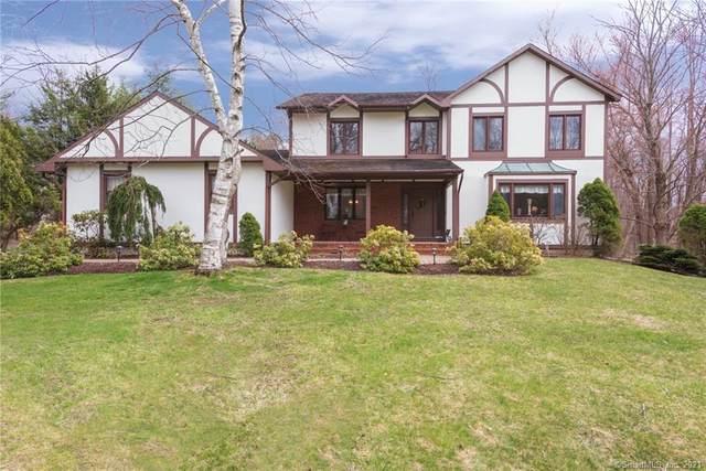 40 Tanglewood Drive, Danbury, CT 06811 (MLS #170386400) :: Next Level Group