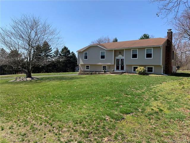 43 Rye Hill Circle, Somers, CT 06071 (MLS #170386409) :: Tim Dent Real Estate Group
