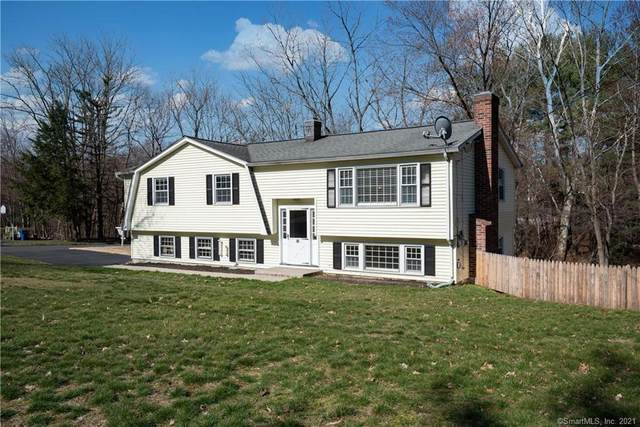 71 Hollow Brook Road, Windsor, CT 06095 (MLS #170386430) :: Spectrum Real Estate Consultants
