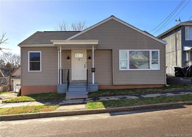 25 Eagle Street, Ansonia, CT 06401 (MLS #170386529) :: Around Town Real Estate Team