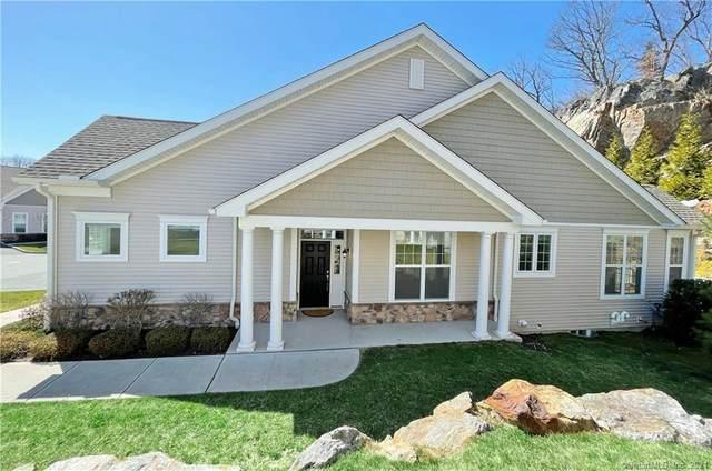 69 Woods Lane #69, Newtown, CT 06470 (MLS #170386532) :: Around Town Real Estate Team