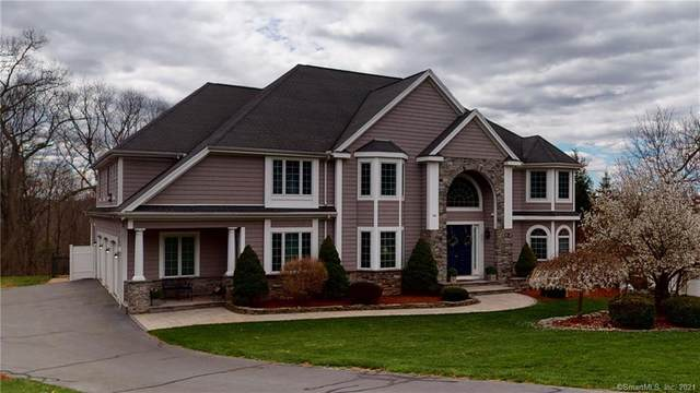 100 Summit Crest Drive, Glastonbury, CT 06073 (MLS #170386554) :: Forever Homes Real Estate, LLC