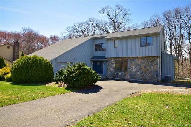 44 Evans Crossing, South Windsor, CT 06074 (MLS #170386560) :: NRG Real Estate Services, Inc.