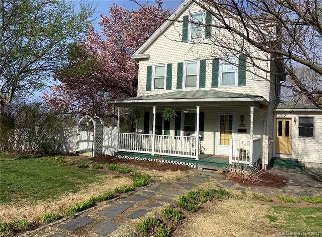15 Fairview Avenue, Ellington, CT 06029 (MLS #170386565) :: Around Town Real Estate Team