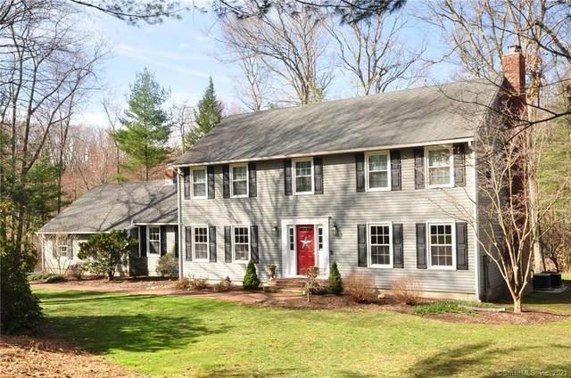 98 Woodmont Road, Avon, CT 06001 (MLS #170386639) :: Around Town Real Estate Team