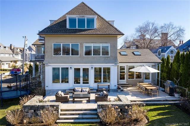 6 Captains Walk, Norwalk, CT 06853 (MLS #170386663) :: Forever Homes Real Estate, LLC