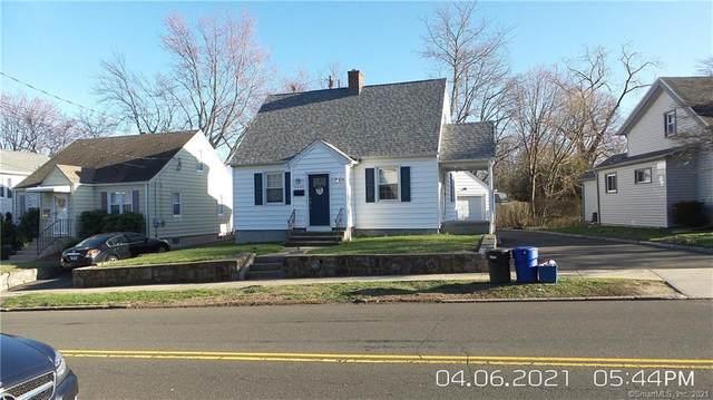 1335 North Avenue, Stratford, CT 06614 (MLS #170386749) :: Spectrum Real Estate Consultants