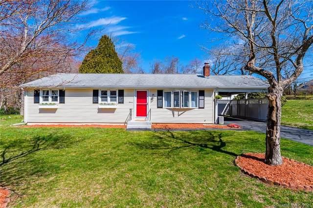 11 Bel Aire Drive, Groton, CT 06355 (MLS #170386890) :: Spectrum Real Estate Consultants