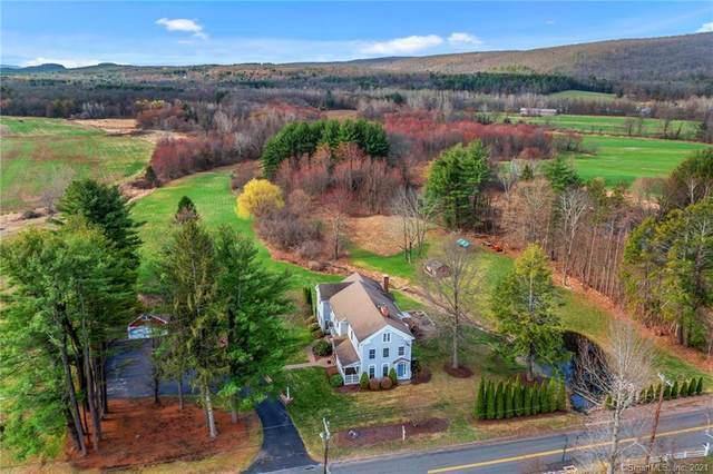 111 East Street, Granby, CT 06060 (MLS #170386984) :: Forever Homes Real Estate, LLC