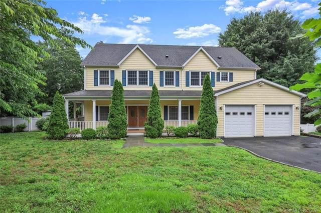 39 Halock Drive, Greenwich, CT 06831 (MLS #170387474) :: Spectrum Real Estate Consultants