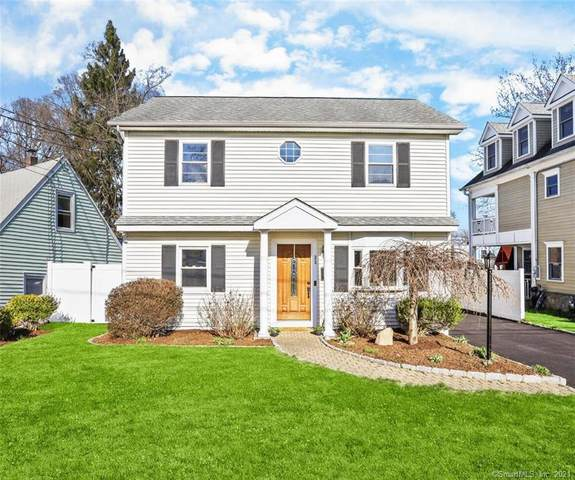 33 Albin Road, Stamford, CT 06902 (MLS #170387522) :: Spectrum Real Estate Consultants