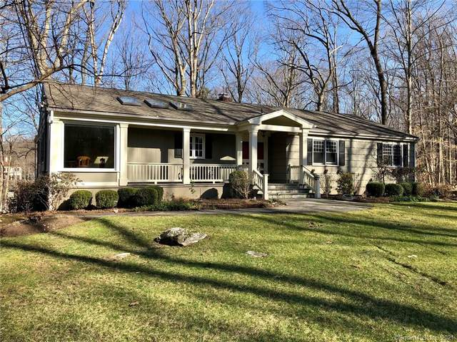 46 Dulan Drive, Stamford, CT 06903 (MLS #170387576) :: The Higgins Group - The CT Home Finder
