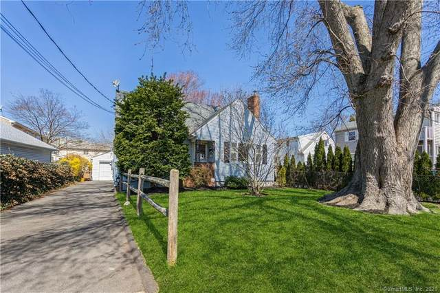 44 Park Street, Stamford, CT 06902 (MLS #170387668) :: Forever Homes Real Estate, LLC