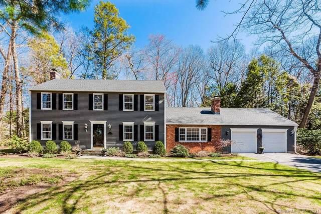 60 Briar Hill Road, Avon, CT 06001 (MLS #170387799) :: Around Town Real Estate Team