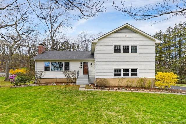 22 High Ridge Place, Easton, CT 06612 (MLS #170387911) :: Around Town Real Estate Team