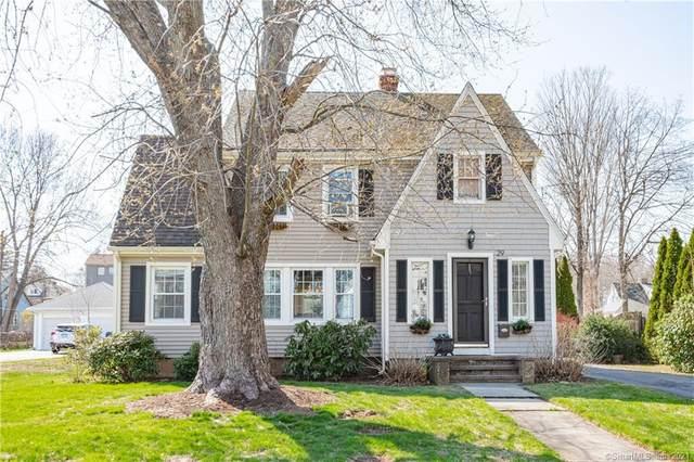 29 Mayflower Street, West Hartford, CT 06110 (MLS #170387950) :: Spectrum Real Estate Consultants