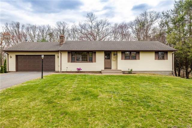 180 Diane Drive, South Windsor, CT 06074 (MLS #170388018) :: Around Town Real Estate Team