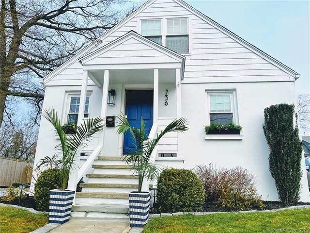 736 Riverside Drive, Fairfield, CT 06824 (MLS #170388075) :: Forever Homes Real Estate, LLC
