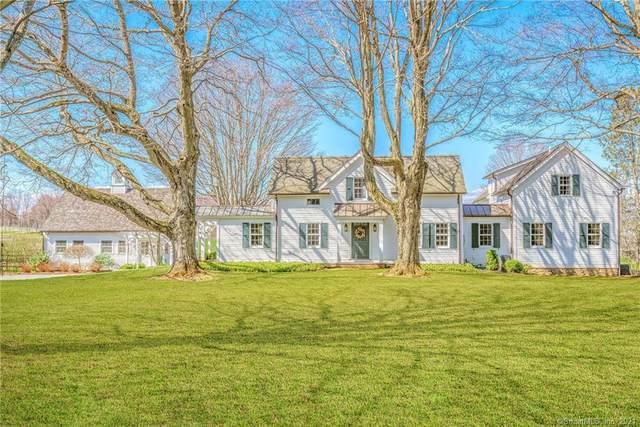 238 Painter Hill Road, Roxbury, CT 06783 (MLS #170388180) :: Forever Homes Real Estate, LLC