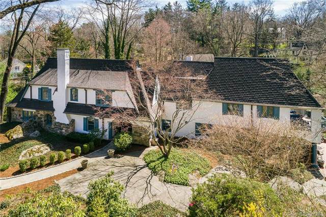 1 Cedar Hill, Greenwich, CT 06830 (MLS #170388296) :: Kendall Group Real Estate | Keller Williams