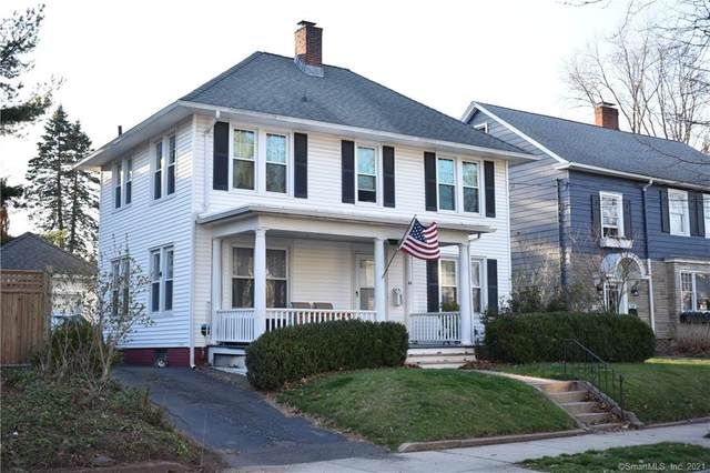 44 West Rock Avenue, New Haven, CT 06515 (MLS #170388305) :: Around Town Real Estate Team