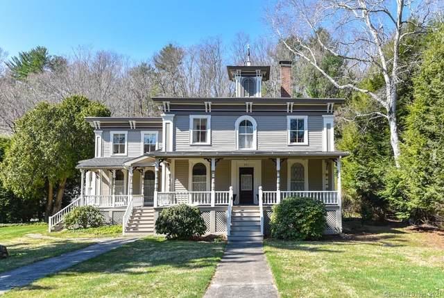 571 Main Street, New Hartford, CT 06057 (MLS #170388391) :: Spectrum Real Estate Consultants