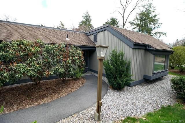 275 Heritage Village B, Southbury, CT 06488 (MLS #170388434) :: Around Town Real Estate Team