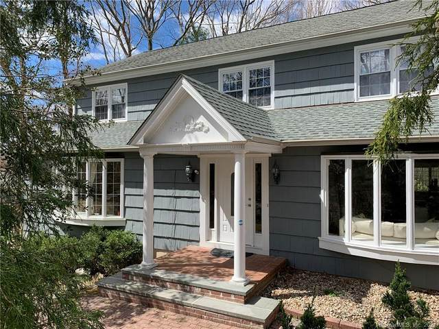 440 Hunting Ridge Road, Stamford, CT 06903 (MLS #170388580) :: The Higgins Group - The CT Home Finder