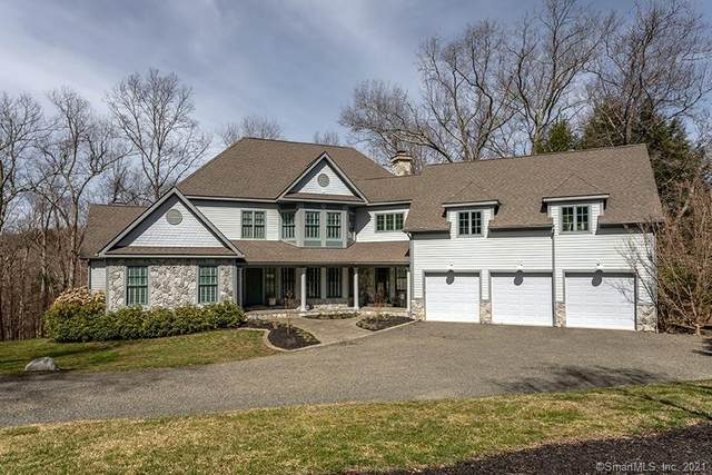 92 Grey Fox Trail, Woodbury, CT 06798 (MLS #170388741) :: Around Town Real Estate Team