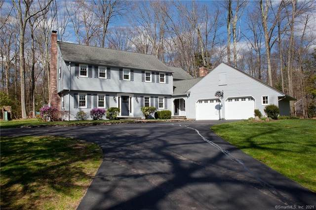 49 Hurdle Fence Drive, Avon, CT 06001 (MLS #170389096) :: Around Town Real Estate Team