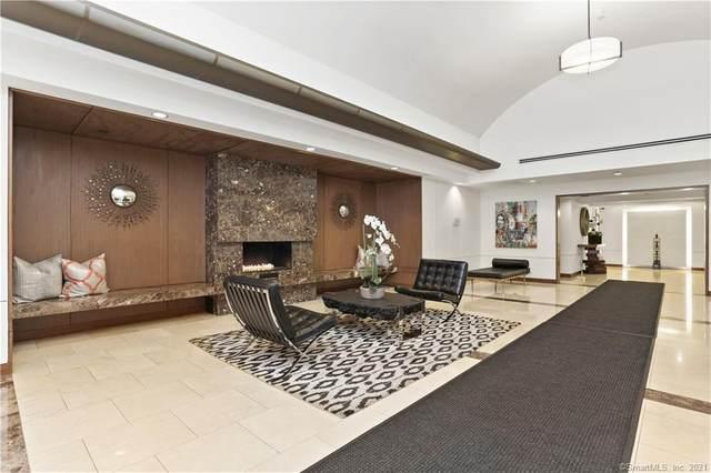 25 Forest Street 14B, Stamford, CT 06901 (MLS #170389389) :: Forever Homes Real Estate, LLC