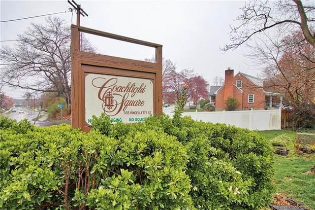 333 Vincellette Street #8, Bridgeport, CT 06606 (MLS #170389607) :: Forever Homes Real Estate, LLC
