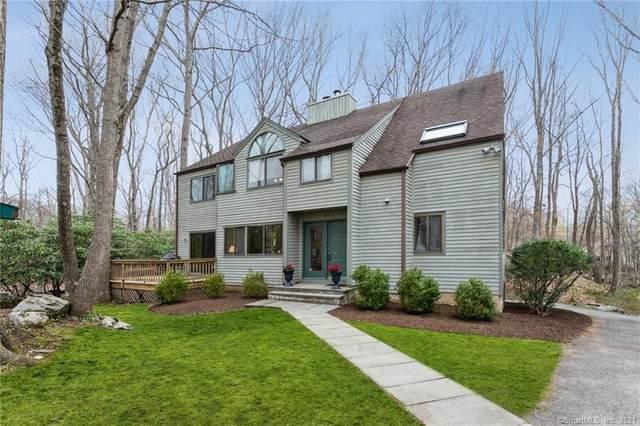 1574 Long Ridge Road, Stamford, CT 06903 (MLS #170389622) :: Around Town Real Estate Team