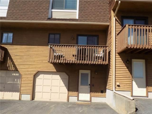 895 Matthews Street #46, Bristol, CT 06010 (MLS #170389687) :: Forever Homes Real Estate, LLC