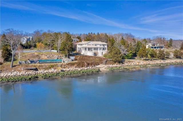 41 Shell Beach Road, Guilford, CT 06437 (MLS #170389707) :: Sunset Creek Realty