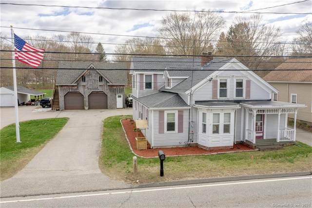 98 Main Street, Voluntown, CT 06384 (MLS #170389741) :: Around Town Real Estate Team