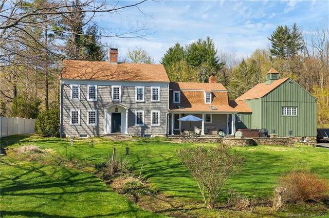 786 Ridgebury Road, Ridgefield, CT 06877 (MLS #170389841) :: Forever Homes Real Estate, LLC