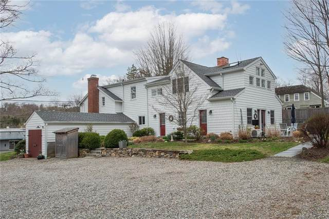 4 Main Street, Newtown, CT 06470 (MLS #170389997) :: Around Town Real Estate Team