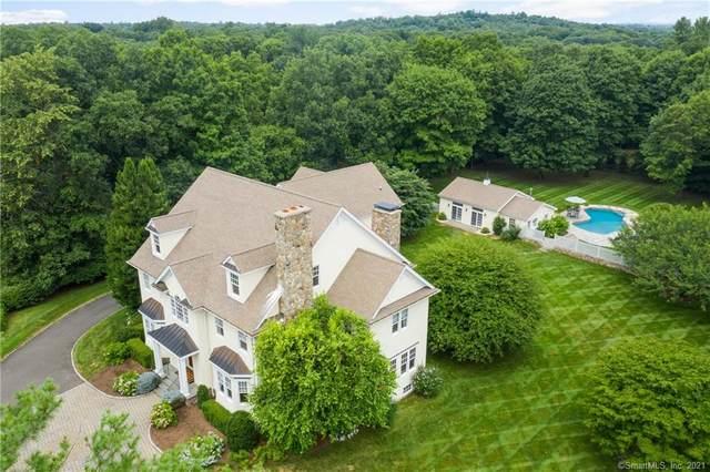 66 Drum Hill Road, Wilton, CT 06897 (MLS #170390017) :: Tim Dent Real Estate Group