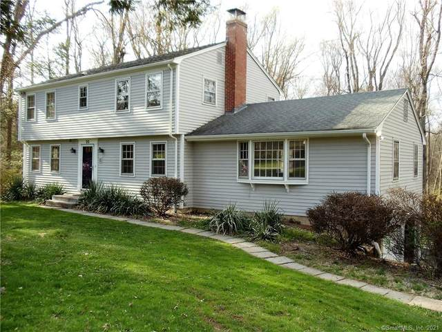 20 Arnold Drive, Bloomfield, CT 06002 (MLS #170390113) :: NRG Real Estate Services, Inc.